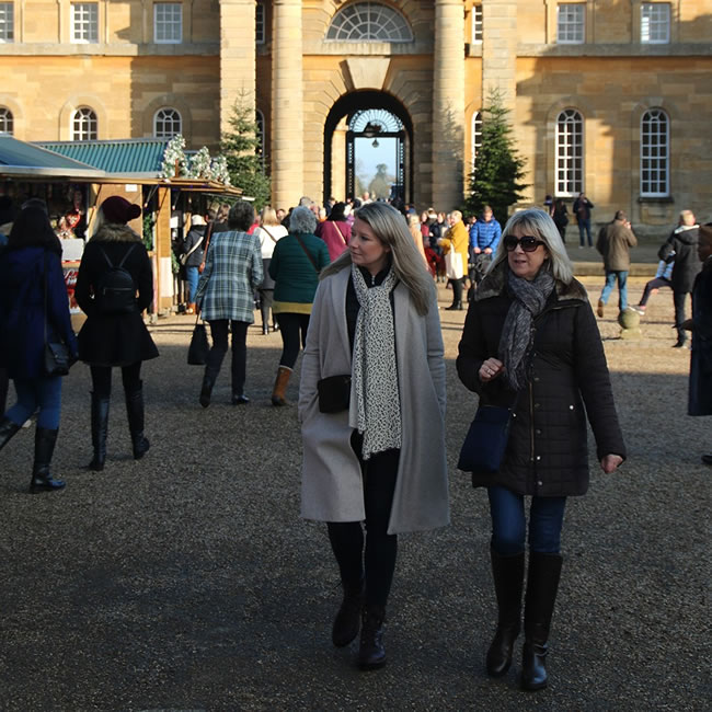 Blenheim Palace Christmas Market - Event